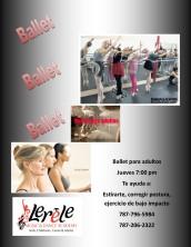 Ballet Adultas Promo